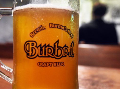 BurBrit: The Best Beer in Myanmar